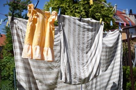 Jak vybělit obarvené prádlo